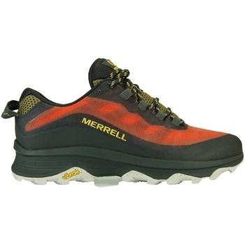 Topánky Muži Nízke tenisky Merrell Moab Speed Čierna