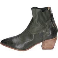 Topánky Ženy Čižmičky Moma BH308 Zelená