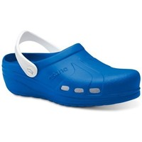 Topánky Muži Nazuvky Feliz Caminar Zuecos Sanitarios Asana - Modrá