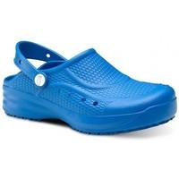 Topánky Muži Nazuvky Feliz Caminar Zueco Laboral Flotantes Evolution - Modrá