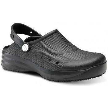 Topánky Muži Nazuvky Feliz Caminar Zueco Laboral Flotantes Evolution - Čierna
