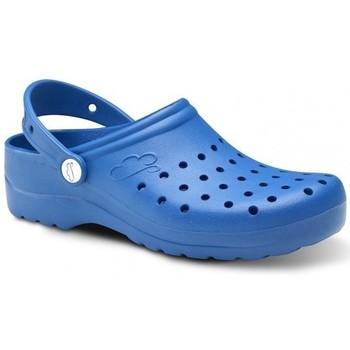 Topánky Muži Nazuvky Feliz Caminar Zuecos Sanitarios Flotantes Gruyere - Modrá