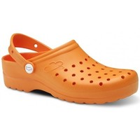 Topánky Muži Nazuvky Feliz Caminar Zuecos Sanitarios Flotantes Gruyere - Oranžová