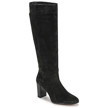 Topánky Ženy Čižmy do mesta Fericelli PINO Čierna