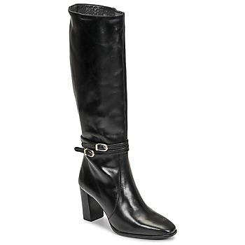 Topánky Ženy Čižmy do mesta Fericelli PLIET Čierna