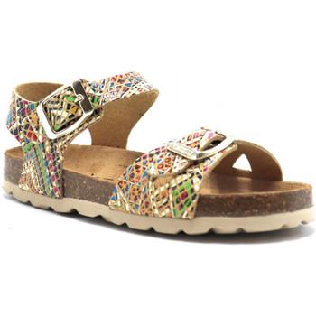 Topánky Deti Sandále Pastelle Salome Béžová