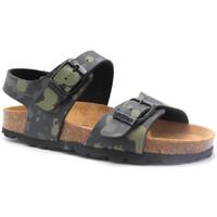 Topánky Deti Sandále Pastelle Elroy Zelená
