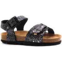 Topánky Deti Sandále Pastelle Salome Čierna