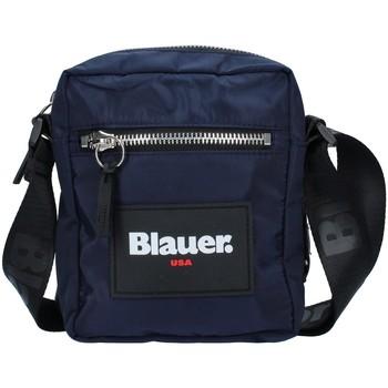 Tašky Muži Tašky cez rameno Blauer S1COLBY02/TAS NAVY BLUE
