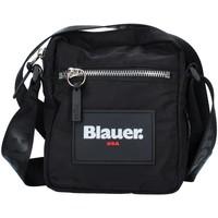 Tašky Muži Tašky cez rameno Blauer S1COLBY02/TAS BLACK