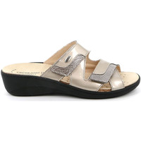 Topánky Ženy Šľapky Grunland CE0726 Béžová