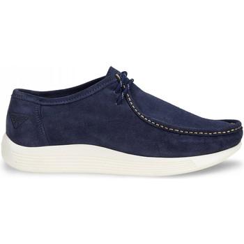 Topánky Muži Mokasíny Docksteps DSE106531 Modrá