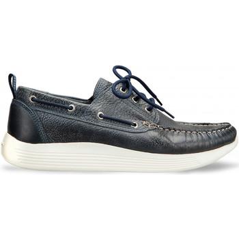 Topánky Muži Námornícke mokasíny Docksteps DSM100908 Modrá