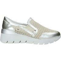 Topánky Ženy Slip-on Valleverde 18253 Béžová