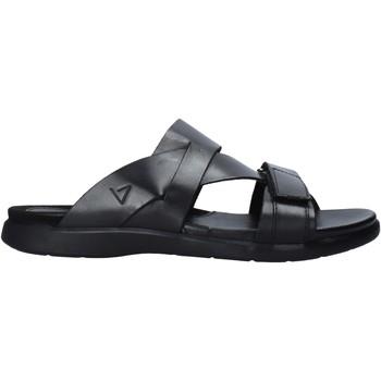 Topánky Muži Šľapky Valleverde 36900 čierna