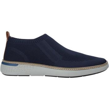 Topánky Muži Slip-on Valleverde 17885 Modrá
