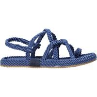 Topánky Ženy Sandále Sara Lopez SLS21 Modrá