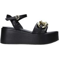Topánky Ženy Sandále Grace Shoes 136007 čierna