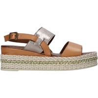 Topánky Ženy Sandále Bueno Shoes 21WS5200 Hnedá
