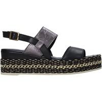 Topánky Ženy Sandále Bueno Shoes 21WS5200 čierna