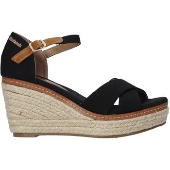 Topánky Ženy Sandále Refresh 72879 čierna