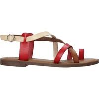 Topánky Ženy Sandále Refresh 72655 Hnedá