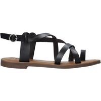 Topánky Ženy Sandále Refresh 72655 čierna