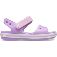 Topánky Deti Sandále Crocs 12856 Fialový