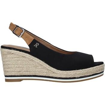 Topánky Ženy Sandále Refresh 72693 čierna