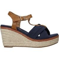 Topánky Ženy Sandále Refresh 72878 Modrá