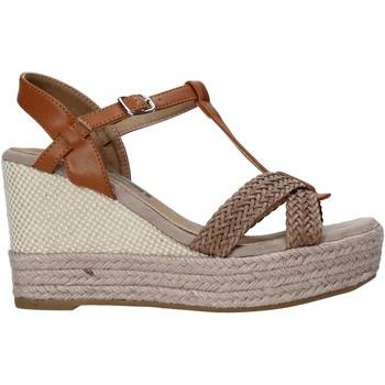 Topánky Ženy Sandále Refresh 72661 Hnedá