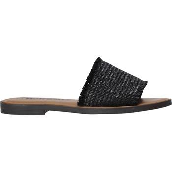 Topánky Ženy Šľapky Refresh 72958 čierna