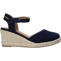 Topánky Ženy Sandále Refresh 72858 Modrá