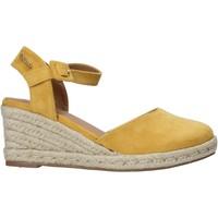 Topánky Ženy Sandále Refresh 72858 žltá