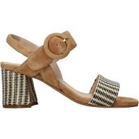 Topánky Ženy Sandále Carmens Padova 45107 Hnedá