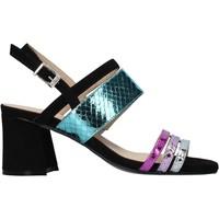 Topánky Ženy Sandále Carmens Padova 45069 čierna