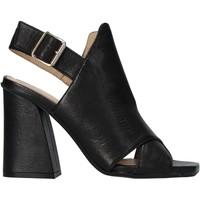 Topánky Ženy Sandále Carmens Padova 45059 čierna