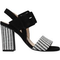 Topánky Ženy Sandále Carmens Padova 45108 čierna