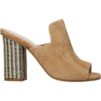 Topánky Ženy Šľapky Carmens Padova 41489 Hnedá