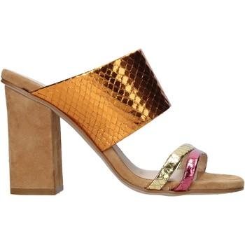 Topánky Ženy Sandále Carmens Padova 45063 Oranžová