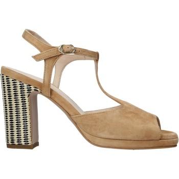 Topánky Ženy Sandále Carmens Padova 45085 Hnedá
