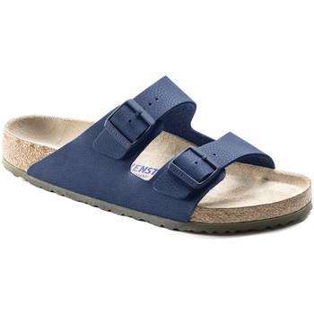 Topánky Muži Šľapky Birkenstock 1019681 Modrá