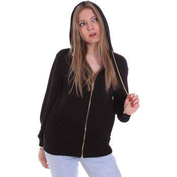 Oblečenie Ženy Mikiny Cristinaeffe 4960 čierna