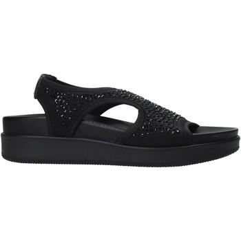 Topánky Ženy Sandále Enval 7281300 čierna