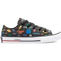 Topánky Deti Nízke tenisky Converse 670351C čierna