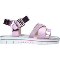 Topánky Deti Sandále Docksteps MOON1 Ružová