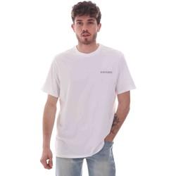 Oblečenie Muži Tričká s krátkym rukávom Dockers 27406-0115 Biely