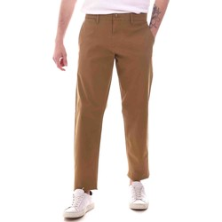 Oblečenie Muži Nohavice Chinos a Carrot Dockers 79645-0014 Béžová