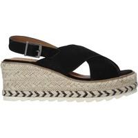 Topánky Ženy Sandále Refresh 72854 čierna