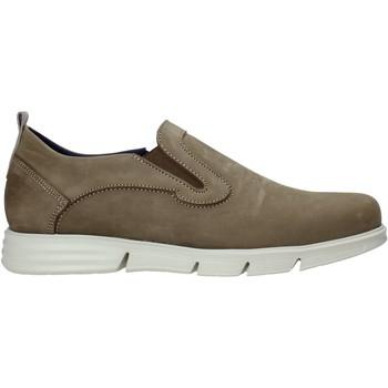 Topánky Muži Slip-on Rogers 3020-NOB Zelená